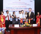 Vietnam-News.de - Vietnam Infos & Vietnam Tipps | Foto: Festliche Vertragsunterzeichnung in Hanoi.