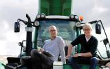 Landwirtschaft News & Agrarwirtschaft News @ Agrar-Center.de | Foto: Benedikt Voigt und Miro Wilms (r.), Gründer von trecker.com