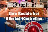 Foto: Alkoholkontrolle: Verhaltens-Tipps von Udo Reissner, Fachanwalt f�r Verkehrsrecht