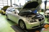 Autogas / LPG / Flüssiggas | Foto: Ein BMW bei der Umrüstung.