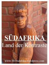 Afrika News & Afrika Infos & Afrika Tipps @ Afrika-123.de | Foto: Logo >> SÜDAFRIKA – Land der Kontraste <<