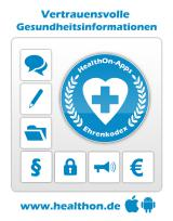 App News @ App-News.Info | Foto: HealthonApp Ehrenkodex.