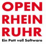 Freie Software, Freie Files @ Freier-Content.de | Foto: Die metas GmbH spricht auf der OpenRheinRuhr 2015.