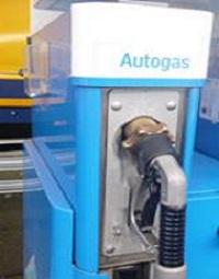 Autogas / LPG / Fl�ssiggas | Foto: Autogas-Tankstelle