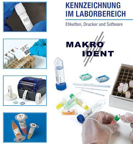 Laboretiketten für den Einsatz von plus 130°C bis minus 196°C  | Freie-Pressemitteilungen.de