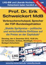 Landwirtschaft News & Agrarwirtschaft News @ Agrar-Center.de | Vortrag mit Prof. Dr. Erik Schweickert MdB