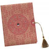 Hochzeit-Heirat.Info - Hochzeit & Heirat Infos & Hochzeit & Heirat Tipps | Foto: Orientalische Hochzeitskarten Yalda Dunkelrot / Gold.