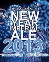 Bier-Homepage.de - Rund um's Thema Bier: Biere, Hopfen, Reinheitsgebot, Brauereien. | Foto: Bierzauberei New Year Imperial Ale 2013.