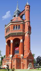 Ost Nachrichten & Osten News | Foto: Der Wasserturm, ein Wahrzeichen von Breslau steht zum Verkauf!