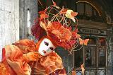 Italien-News.net - Italien Infos & Italien Tipps | Foto: Dieses prachtvolle Kostümfest bietet Amateur-Fotografen Bilder einer Hommage an das Venedig des 18. Jahrhunderts, als die Maske das zweite Gesicht der Venezianer war.