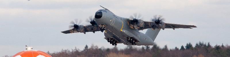 Deutsche-Politik-News.de | Inspekteur der Luftwaffe gibt Flugbetrieb der Airbus A 400-M wieder frei.