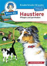 Tier Infos & Tier News @ Tier-News-247.de | Foto: Benny Blu Lernbuch >> Haustiere <<
