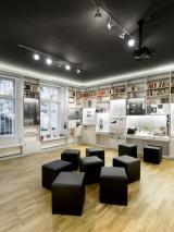 Prag-News.de - Prag Infos & Prag Tipps | Foto: Überblick der Ausstellung - Bild von David Maštálka, A1 Architects.