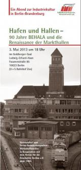 Historisches @ Historiker-News.de | Foto: 6. IndustrieKulturAbend des BBWA in Kooperation mit dem VfdGB.