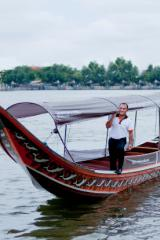 Ost Nachrichten & Osten News | Foto: Klong Guru with Longtail Boat