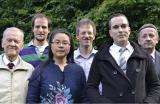 Wiesbaden-Infos.de - Wiesbaden Infos & Wiesbaden Tipps | Foto: 6 der 7 Kandidaten der Eine-Welt-Partei.