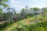 Zoo-News-247.de - Zoo Infos & Zoo Tipps | Foto: Bonobo-Außenanlage in der Wilhelma ist ein Kletterparadies