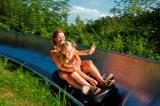 Nordsee-Infos-247.de- Nordsee Infos & Nordsee Tipps | Foto: Sommerrodelnbahn im Spielpark Wingst - eine echte Sause, Foto: B.Otten.