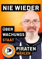 Baden-Württemberg-Infos.de - Baden-Württemberg Infos & Baden-Württemberg Tipps | Landtagskandidat Norbert Rücker startete am 20. Juli an NSA-Gelände eine satirische >> Gegenspionage <<