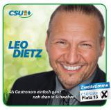 Bayern-24/7.de - Bayern Infos & Bayern Tipps | Leo Dietz, Stadtrat und Gastronom aus Augsburg, kandidiert für den Bayerischen Landtag.