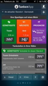 Autogas / LPG / Flüssiggas   Foto: Die App wurde für die Betriebssysteme Android und iOS, inkl. iOS7 entwickelt. Hochauflösende Grafiken verleihen dem gesamten Auftritt eine sehr wertige Optik. Optimiert für das iPhone 5 lässt es sich dank intuitiver Gesten-Steuerung kinderleicht bedienen.