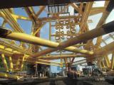 Ost Nachrichten & Osten News | Foto: Beschichtung Splash Zone einer Öl-Plattform der CNOOC, China.