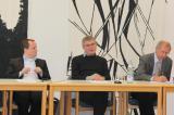 Ost Nachrichten & Osten News | Foto: Prof. Dr. Christoph Binder, Hans Jörg Armbruster, Prof. Dr. Jürgen Roth.
