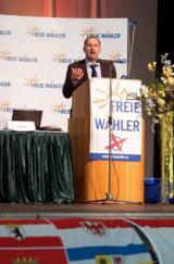 Schleswig-Holstein-Info.Net - Schleswig-Holstein Infos & Schleswig-Holstein Tipps | Mit 88% erneut Bundeschef FREIE WÄHLER: Hubert AIwanger, Mdl Bayern