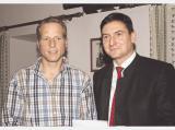 Bayern-24/7.de - Bayern Infos & Bayern Tipps | Foto: Will Bürgermeister werden: Holger Emmrich (re.) mit dem Sprecher der Bürgerlichen Wählerschaft, Andr.