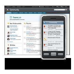 CMS & Blog Infos & CMS & Blog Tipps @ CMS & Blog-News-24/7.de | TeamLab: Mobile Version des Community-Moduls schon veröffentlicht