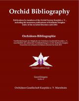 Orchideen-Seite.de - rund um die Orchidee ! | Foto: Titelbild der Orchideen Bibliographie
