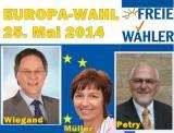 Erfurt-Infos.de - Erfurt Infos & Erfurt Tipps | Foto: Die drei Spitzenkandidatin der Partei FREIE WÄHLER zur Europawahl