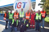 Autogas / LPG / Flüssiggas | Foto: Für die Mitarbeiter von WESTFA und IGT hat Sicherheit oberste Priorität.