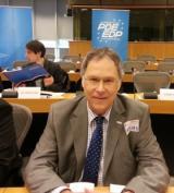 Landwirtschaft News & Agrarwirtschaft News @ Agrar-Center.de | Wolf Achim Wiegand bei einer Sitzung im Europaparlament