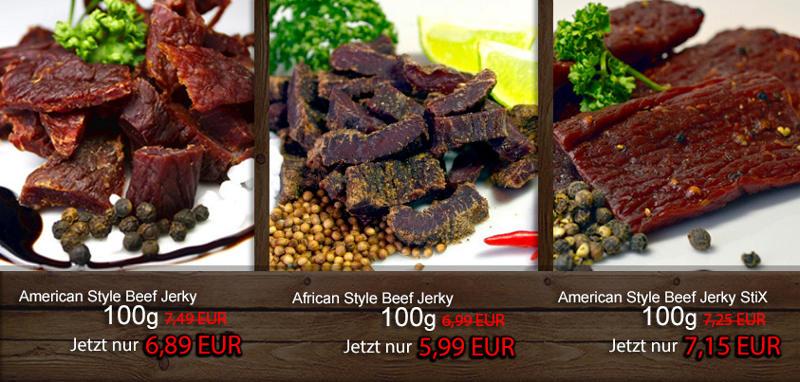 Afrika News & Afrika Infos & Afrika Tipps @ Afrika-123.de | Die neuen Preise für MuscleMeat Beef Jerky