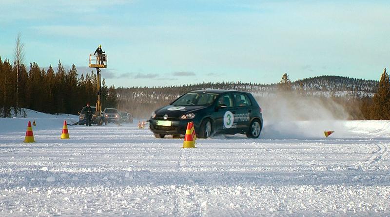Oesterreicht-News-247.de - Österreich Infos & Österreich Tipps | Die Nokian Winter Driving School trainiert das Fahren bei Schneeglätte und Glatteis mit Videos und Informationen     Foto: Nokian Reifen