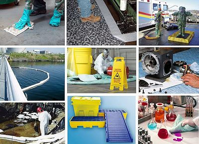 Freie Pressemitteilungen | Ölbindemittel und Universalbinder mit hoher Saugfähigkeit