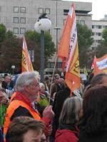 Baden-Württemberg-Infos.de - Baden-Württemberg Infos & Baden-Württemberg Tipps | Passiver Widerstand der ÖDP gegen das milliardenteuere Projekt S-21(Foto:ÖDP_2010)