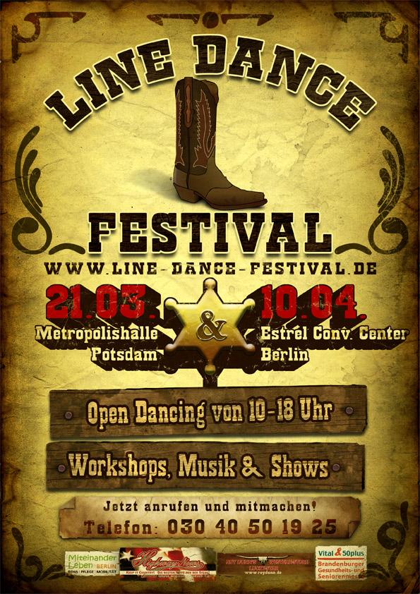 SeniorInnen News & Infos @ Senioren-Page.de | Line Dance Festival