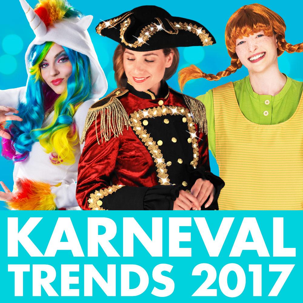 mode-und-music.de - News, Infos & Tipps | Karneval Kostüm Trends 2017 präsentiert von maskworld.com