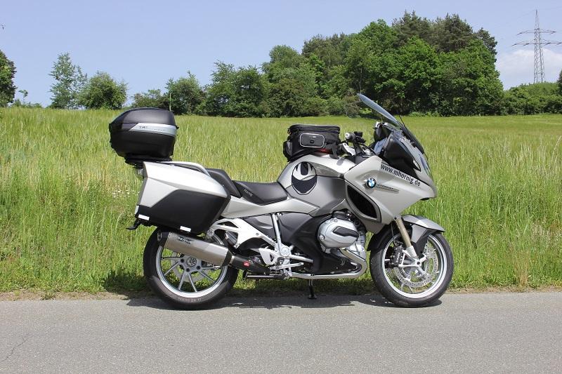 Auto News | BMW R1200RT LC Umbau von Hornig