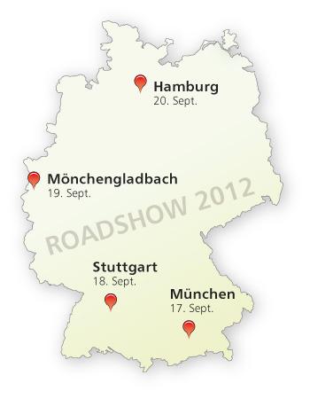 Bayern-24/7.de - Bayern Infos & Bayern Tipps | Reort Generator auf Roadshow