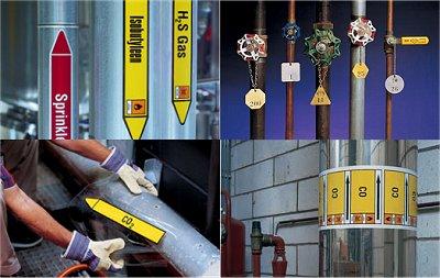 Neue Produkte @ Produkt-Neuheiten.Info | Rohrmarkierer, Rohrmarkierungen, Ventilanhänger, SnapONs