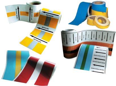 Neue Produkte @ Produkt-Neuheiten.Info | Rohrleitungskennzeichnung für den Marinebereich