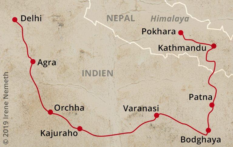 Indienreise 2020 | Freie-Pressemitteilungen.de