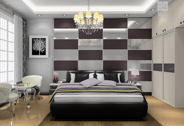 Schlafzimmer-Visualisierung - Profi-3D
