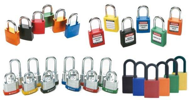 Neue Produkte @ Produkt-Neuheiten.Info | Sicherheitsschlösser zur Verriegelung von Lockout Systemen