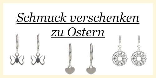 Schmuck verschenken zu Ostern | Freie-Pressemitteilungen.de