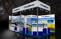 BorgWarner zeigt auf der COMTRANS 2015 an Stand 15-180 in Halle 15 seine neuesten Technologien.