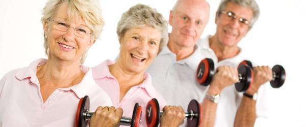 Bayern-24/7.de - Bayern Infos & Bayern Tipps | Senioren Fitness in der Gruppe macht Spaß